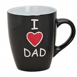 I LOVE DAD - GESCHENKKORB VATERTAG
