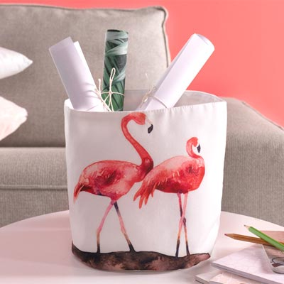 WELLNESS GESCHENKBOX FLAMINGO