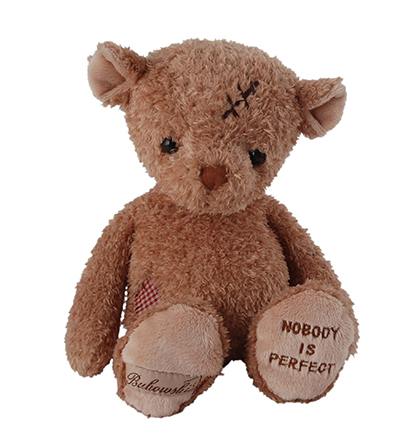 LONDON GESCHENKKORB | Nobody is perfect mit Teddy