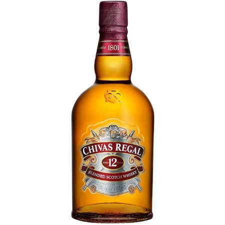 CHIVAS ON THE ROCKS | GESCHENKKORB