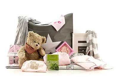 Babygeschenk für Mädchen SÜSSE TRÄUME
