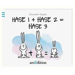 Z_308: Buch - Hase 1 + Hase 2 = Hase 3