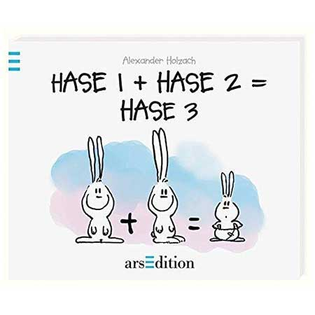 Buch - Hase 1 + Hase 2 = Hase 3
