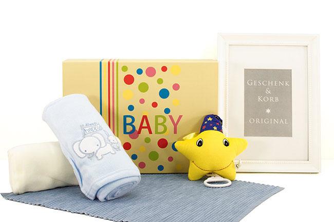 Für Babys BABYGESCHENK JUNGE