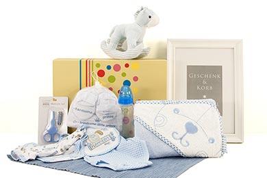 Baby Geschenke für Jungen KLEINER PRINZ