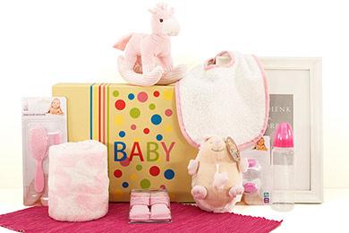 Baby WILLKOMMENSGESCHENK BABY GIRL