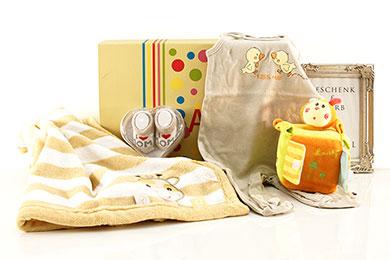 KUCKUCK BABY GESCHENKBOX FÜR ALLE BABYS