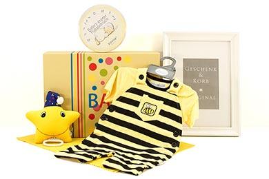 KLEINER RACKER Neutrales Baby Geschenkset im Shop
