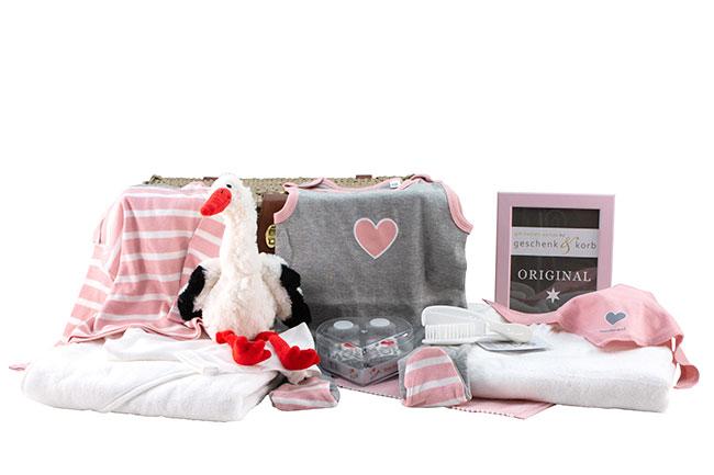 Baby Geschenke WILLKOMMENSGESCHENK BABY GIRL