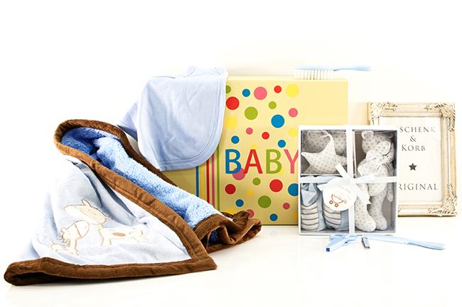 Baby WILLKOMMENSGESCHENK BABY BOY