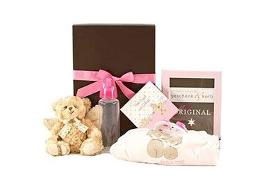 Süßes Baby Geschenkset Dein Engel für Mädchen