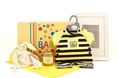 Geschenke für Neugeborene mit HONIGSÜSS