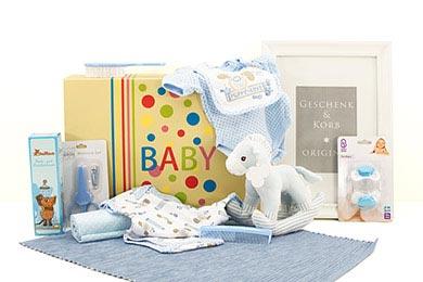 Baby Geschenke KLITZEKLEIN FÜR JUNGEN