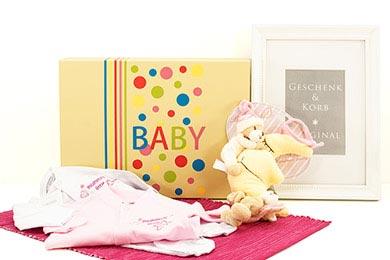 ROSA TRÄUMERCHEN Baby Geschenkversand