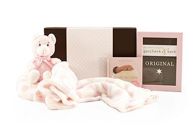 Babygeschenke für Mädchen WUNDER DES LEBENS mit Anne Geddes Buch