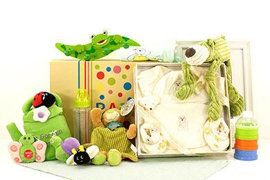 Baby Geschenke BABYS BESTE KUMPEL