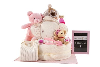 Babytorte für Mädchen ESSENTIAL im online Shop