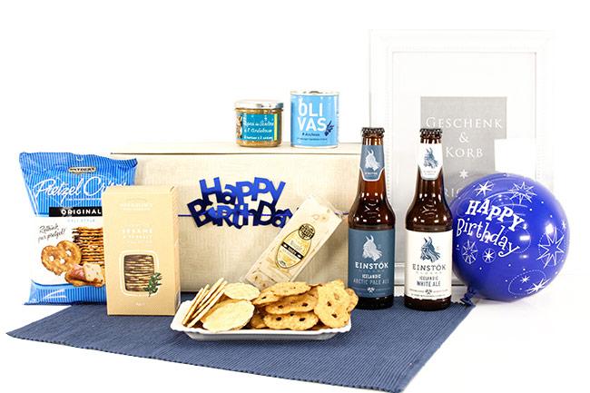 Isländische Bier Geschenke für Männer zum Geburtstag
