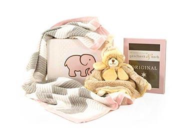Baby Ankunft für Mädchen Babygeschenke Versand