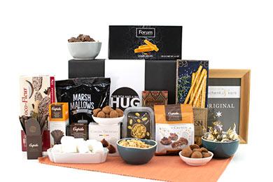 Geschenkbox SNACKBOX MIX Süß und Salzig