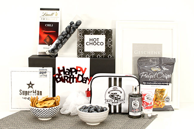 FÜR SUPER MÄNNER Geburtstagsgeschenke für Männer