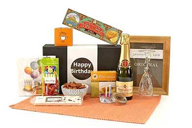 Geburtstagsgeschenke mit Sekt online versenden