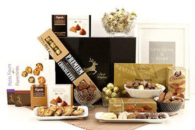 eschenke für Weihnachten CHOCOHOLICS WEIHNACHTSTRAUM