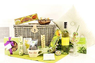 Geschenkkorb Für die Lady Frauen Geschenke