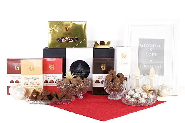 Geschenke für Weihnachten CHOCOHOLICS WEIHNACHTSTRAUM