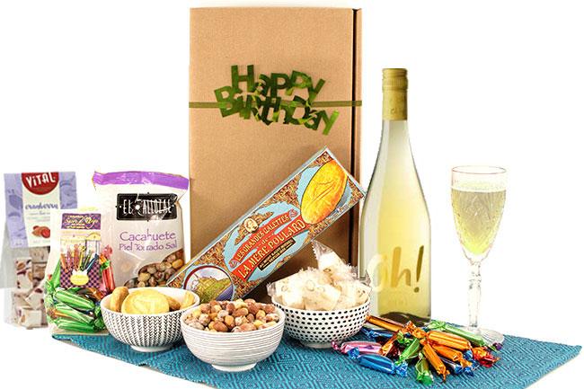 KIR ROYAL ZUM EHRENTAG Geschenkkorb zum Geburtstag