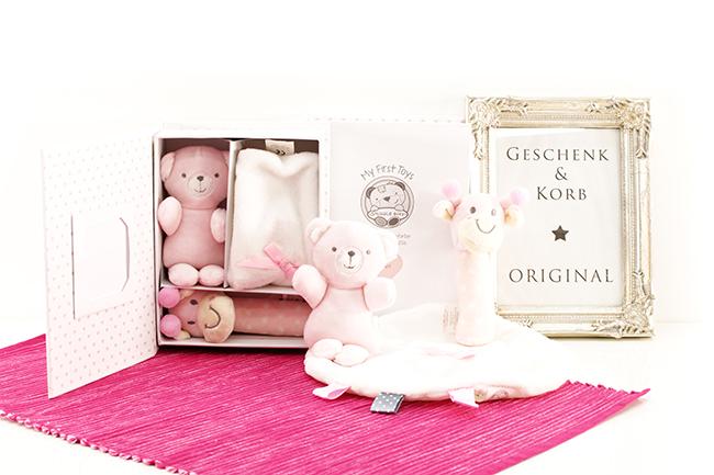 Kleine Baby Geschenke ZUR GEBURT MÄDCHEN