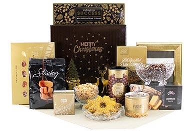 MAGIC WINTER weihnachtlicher Geschenkkorb