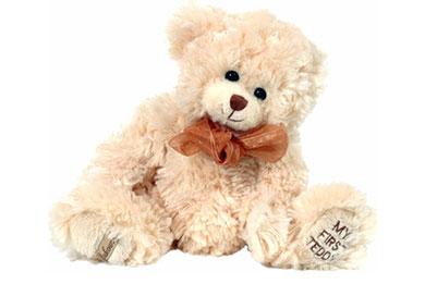 My First Teddy im Geschenkversand