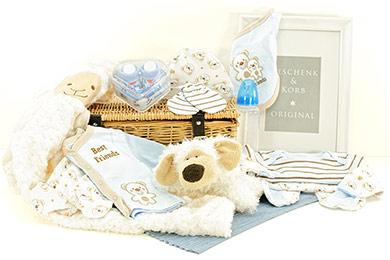 Für neugeborene Babys Geschenkkorb Bester Freund