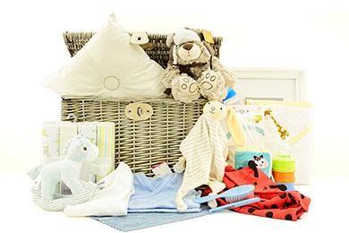 Baby Präsentkörbe TEDDY DER PILOT online kaufen