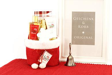 HOLIDAY CHEER Präsentkorb zu Weihnachten