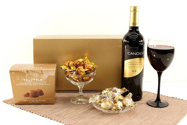 Schokolade Geschenk A CHOCOLATE A DAY