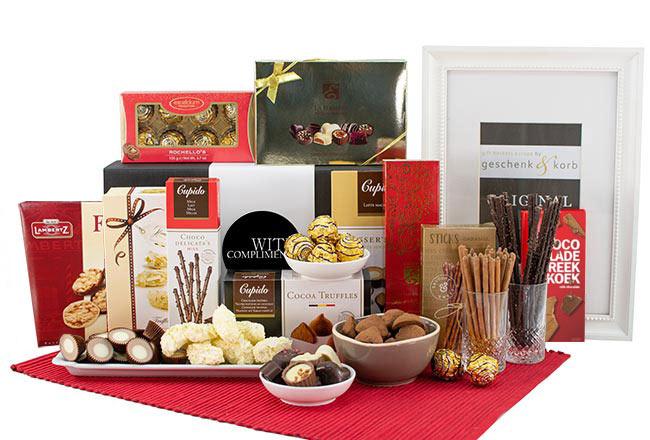 CHOCOHOLIC INTERNATIONAL Schokoladen Geschenk