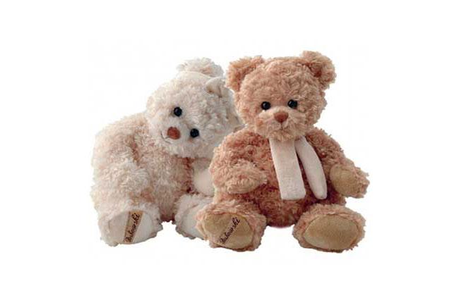 DIE ZWEI KUMPELS Plüsch Teddybären Geschenke
