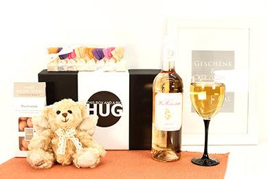 Geschenke für die Freundin mit Teddy