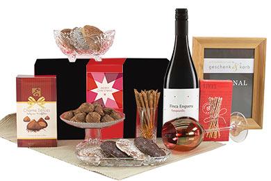 Weihnachtsgeschenk KLASSISCHER FESTTAGSGRUSS
