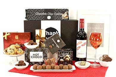 WEIN & SCHOKOLADE Personalisierte Geschenke