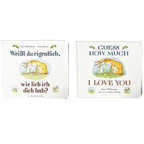 BABY GLÜCK MÄDCHEN DEUTSCH * BABY GLÜCK MÄDCHEN ENGLISH