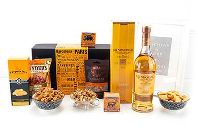 GLENNMORANGIE Whisky Geschenkbox für Männer