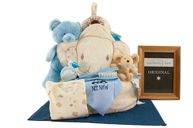 Babytorte für Jungen ESSENTIAL im online Shop